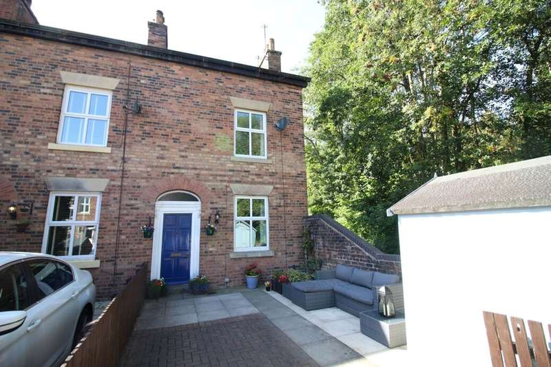 3 Bedrooms Terraced House for sale in Beech Street, Summerseat, Bury, BL9