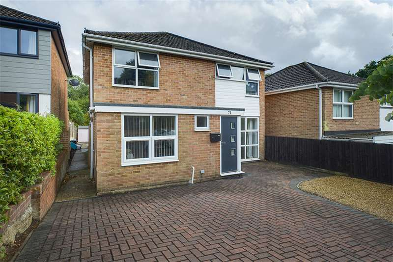 4 Bedrooms Detached House for sale in Highlands Way, Dibden Purlieu, Southampton, SO45 4HY