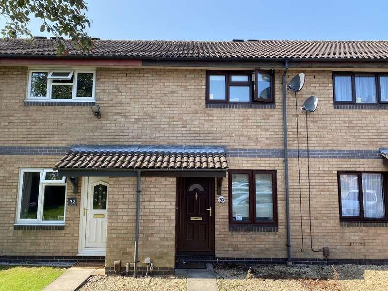 2 Bedrooms Terraced House for sale in Reddings Park, The Reddings, Cheltenham, GL51 6UD