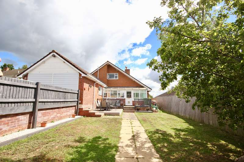 5 Bedrooms Detached House for sale in Hallow Road, St Johns, Worcester, WR2