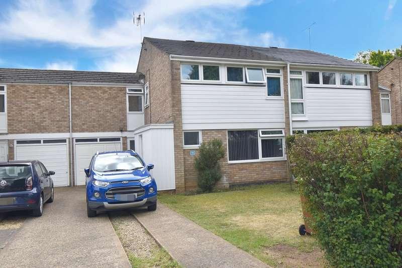 4 Bedrooms Terraced House for sale in Brooksfield, Welwyn Garden City, AL7