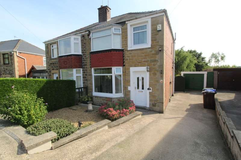 3 Bedrooms Semi Detached House for sale in Mason Crescent, Sheffield, South Yorkshire, S13