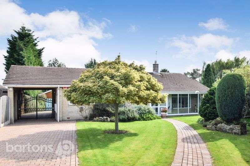 3 Bedrooms Property for sale in Grangewood Road, Laughton en le Morthen