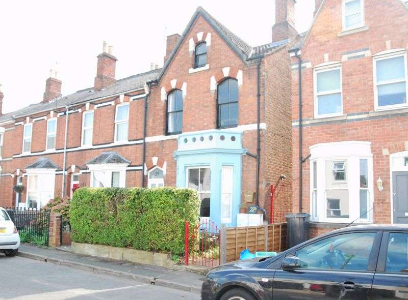 2 Bedrooms Property for sale in Edwy Parade, Gloucester