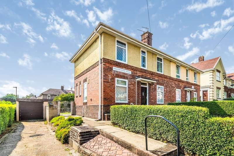 3 Bedrooms Semi Detached House for sale in Hallowmoor Road, Sheffield, South Yorkshire, S6