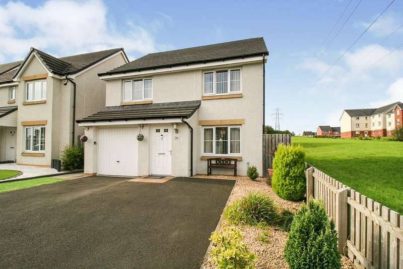 4 Bedrooms Detached House for sale in Swift Street, Dunfermline, KY11