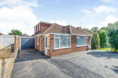 3 Bedrooms Bungalow for sale in Eastleigh, Hampshire