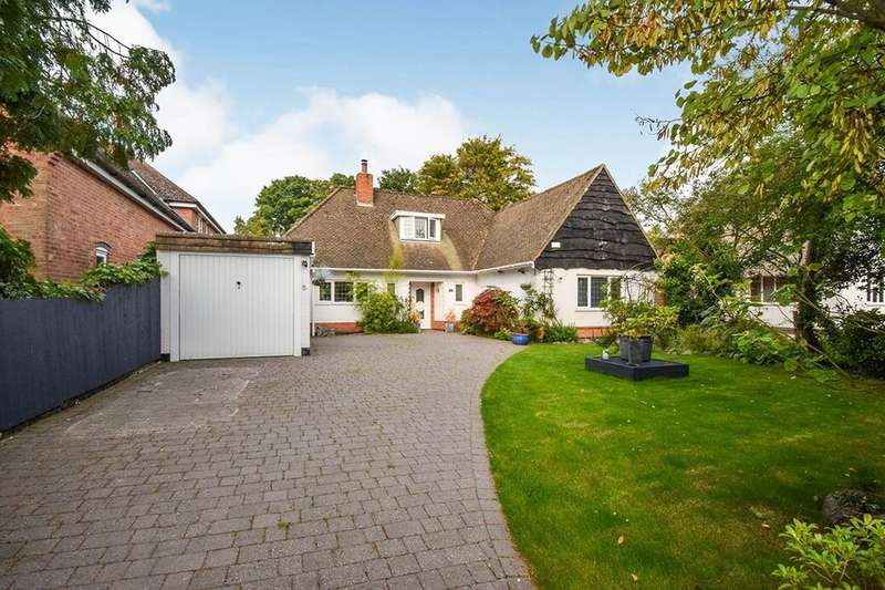 4 Bedrooms Detached House for sale in Glenfield Frith Drive, Glenfield, Leicester, LE3