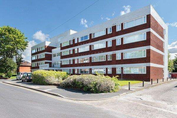 2 Bedrooms Apartment Flat for sale in Carmel Court, 14 Holland Road, Manchester