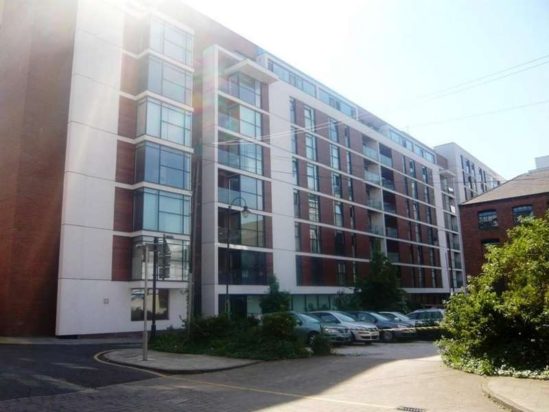 2 Bedrooms Apartment Flat for sale in Hill Quay, Jordan Street, Manchester