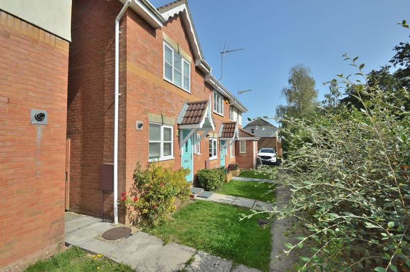 2 Bedrooms End Of Terrace House for sale in Tomkyns Close, Chandler's Ford
