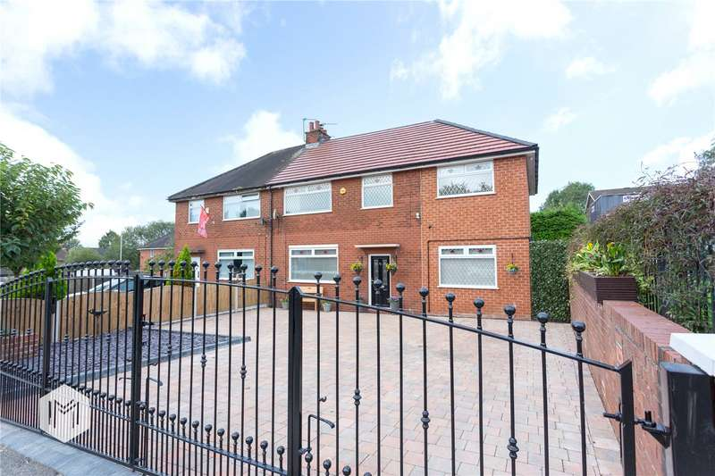 5 Bedrooms Semi Detached House for sale in Derwent Road, Farnworth, Bolton, Greater Manchester, BL4