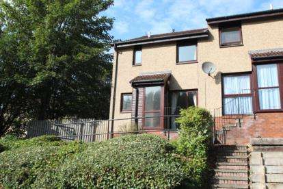 1 Bedroom End Of Terrace House for sale in Cowal Crescent, Glenrothes