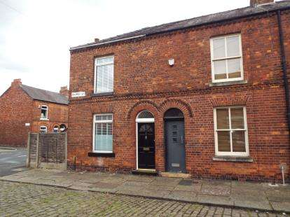 2 Bedrooms End Of Terrace House for sale in Shippey Street, Manchester, Greater Manchester, Uk