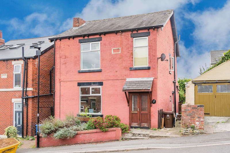3 Bedrooms Detached House for sale in Newsham Road, Meersbrook