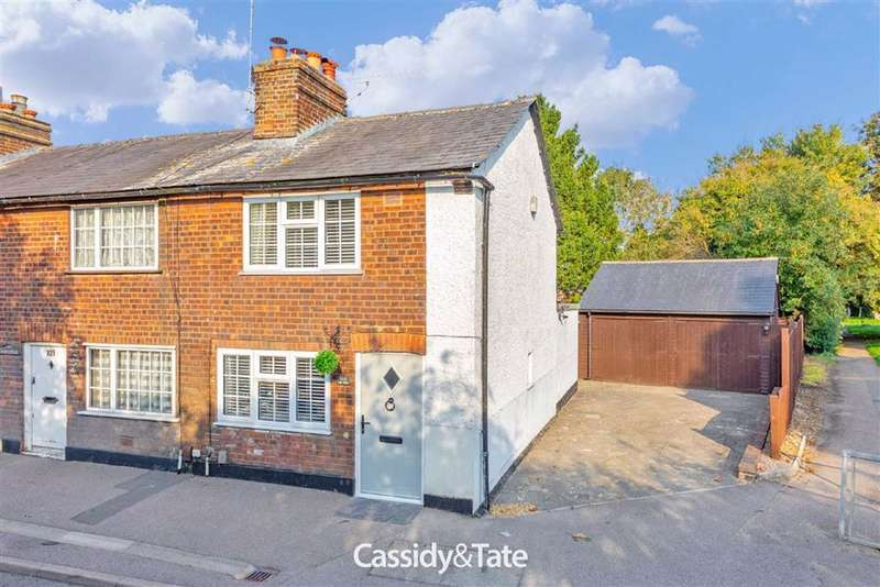 2 Bedrooms Property for sale in The Hill, Wheathampstead, Hertfordshire - AL4 8PR