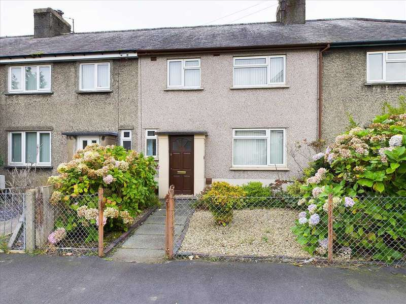3 Bedrooms Terraced House for sale in Ambrose Street, Bangor