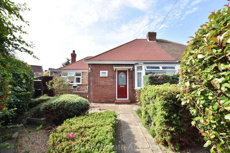 3 Bedrooms Semi Detached Bungalow for sale in Fairhome Close, Elson