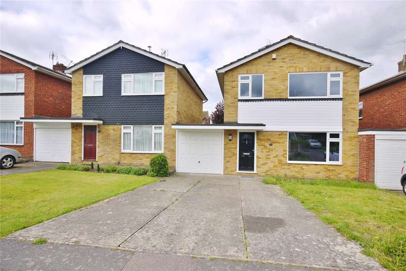 3 Bedrooms Link Detached House for sale in Higham View, North Weald, Epping, Essex, CM16