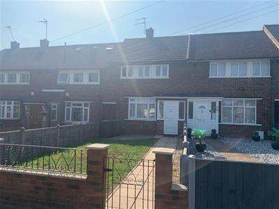 3 Bedrooms Terraced House for rent in Rossington Ave