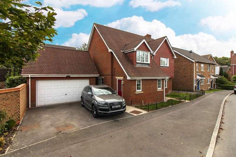 4 Bedrooms Detached House for sale in Singleton, Ashford, Kent