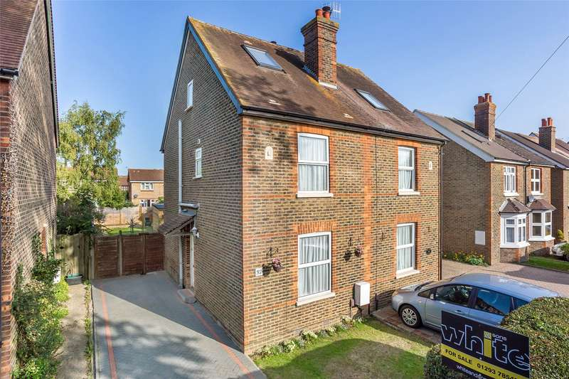 3 Bedrooms Semi Detached House for sale in Lee Street, Horley, Surrey, RH6
