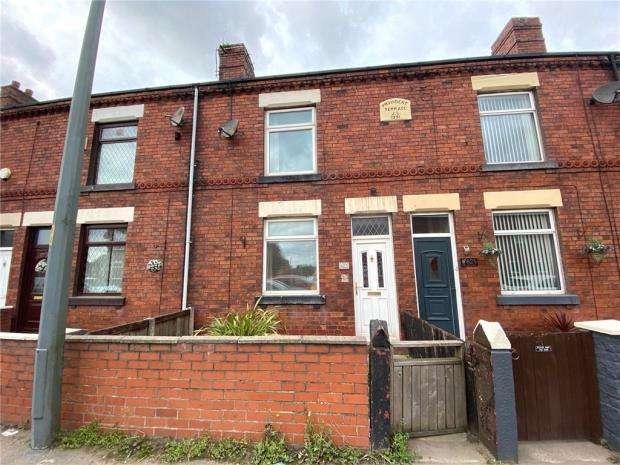 2 Bedrooms Terraced House for sale in Bolton Road, Bamfurlong, Wigan