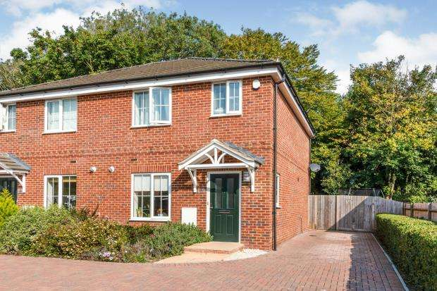 3 Bedrooms Semi Detached House for sale in Basingstoke, ., Hampshire