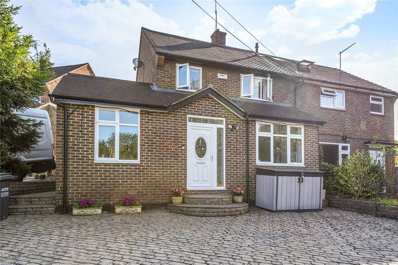 4 Bedrooms Semi Detached House for sale in Hayling Road, Watford, WD19