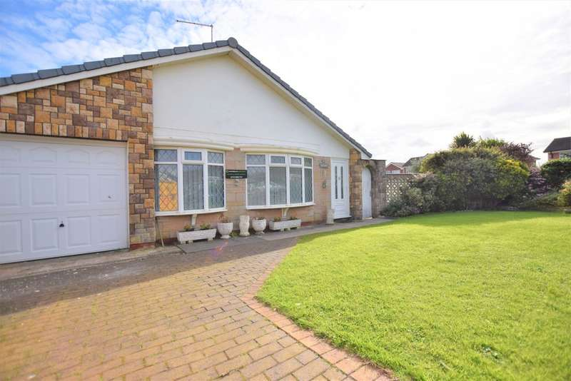 3 Bedrooms Detached Bungalow for sale in Bentham Avenue, Fleetwood