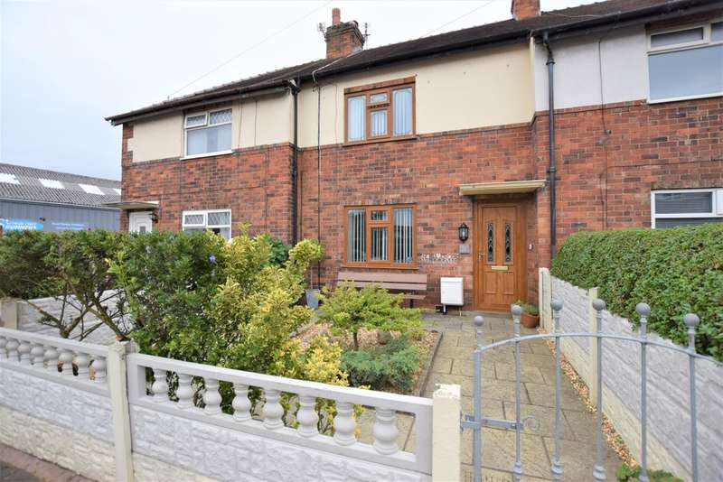 2 Bedrooms Terraced House for sale in Leaford Avenue, Blackpool
