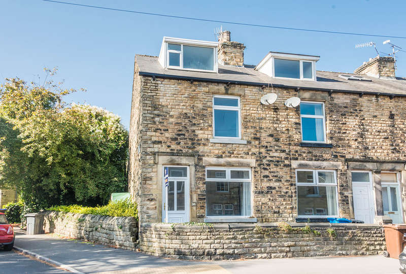 3 Bedrooms Terraced House for sale in Blakeney Road, Crookes