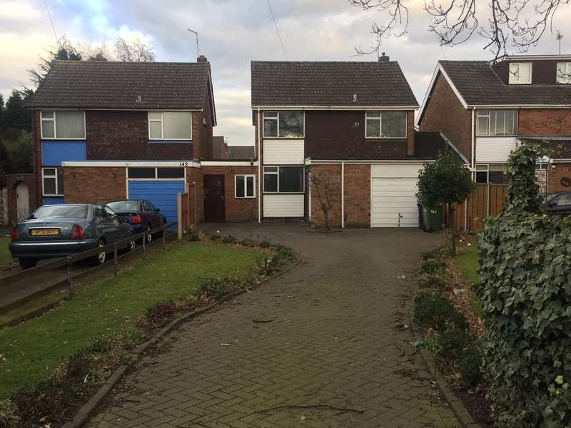 3 Bedrooms Detached House for rent in Coventry Road