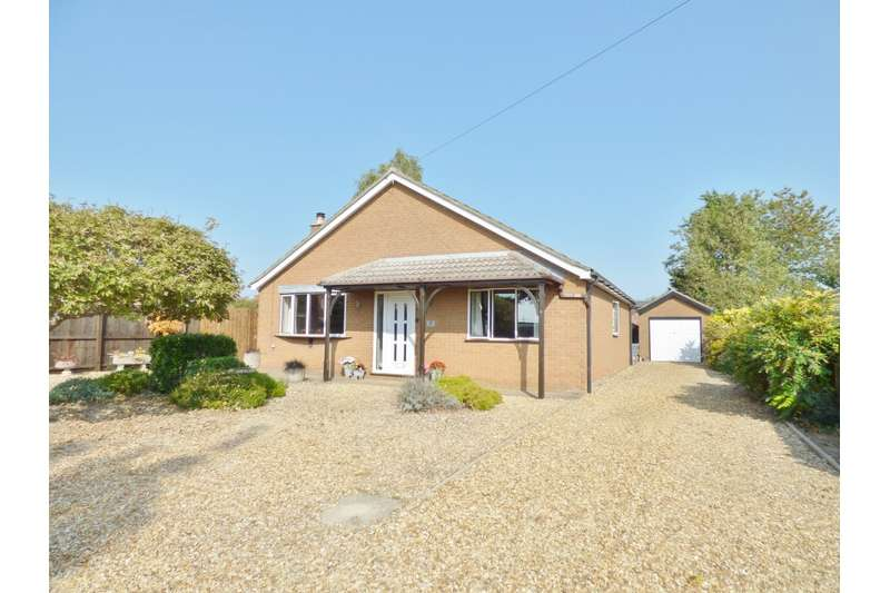 3 Bedrooms Bungalow for sale in Pipwell Gate, Moulton Seas End, Spalding