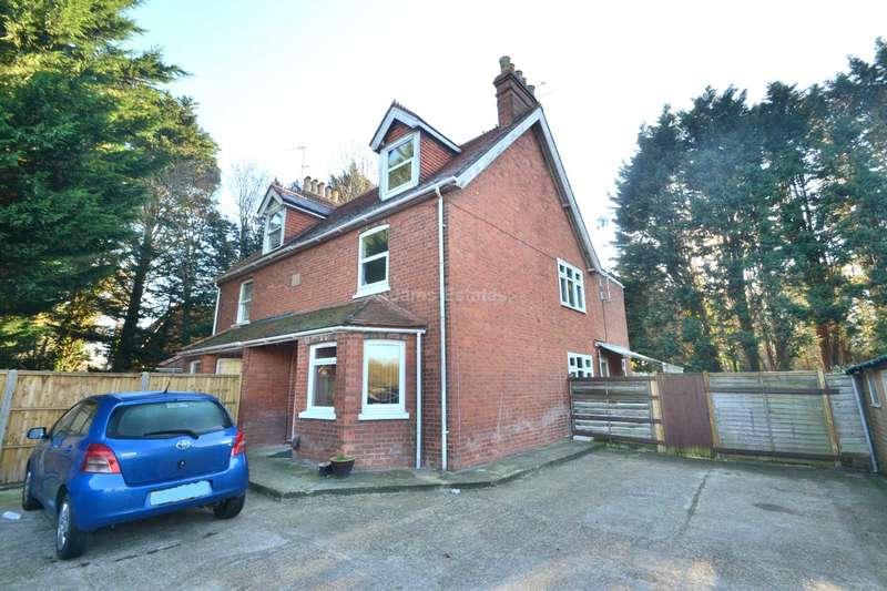 5 Bedrooms Semi Detached House for rent in Reading Road, Winnersh, Wokingham