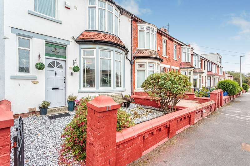 3 Bedrooms House for sale in Wyre Grove, Blackpool, Lancashire, FY1