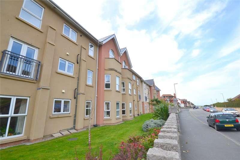 2 Bedrooms Retirement Property for sale in Hafan Gogarth, Abbey Road, Llandudno, Conwy, LL30