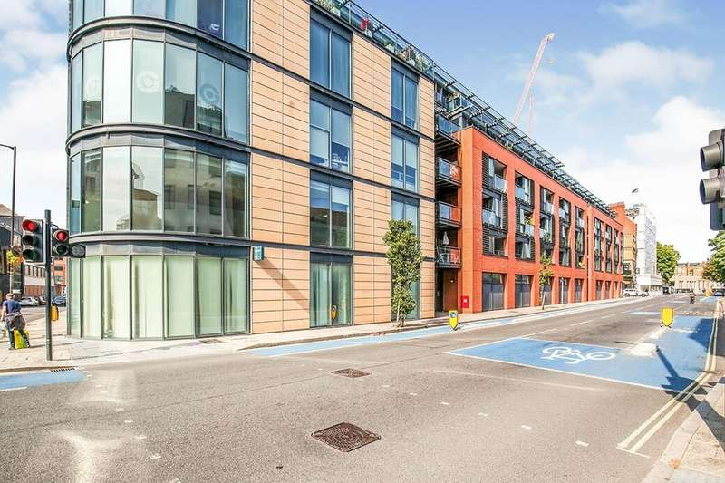 1 Bedroom Flat for rent in Southwark Bridge Road, London, SE1