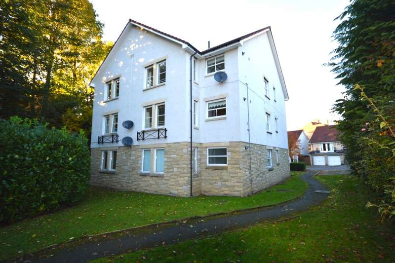 3 Bedrooms Flat for rent in Rose Tay Court, Dunfermline, KY12