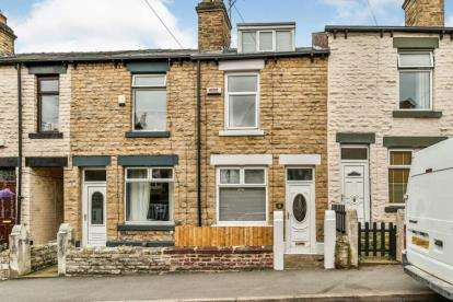 3 Bedrooms Terraced House for sale in Oakland Road, Sheffield, South Yorkshire