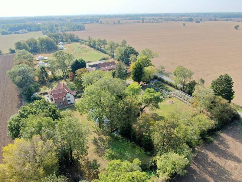 4 Bedrooms Detached House for sale in Westhall, Halesworth