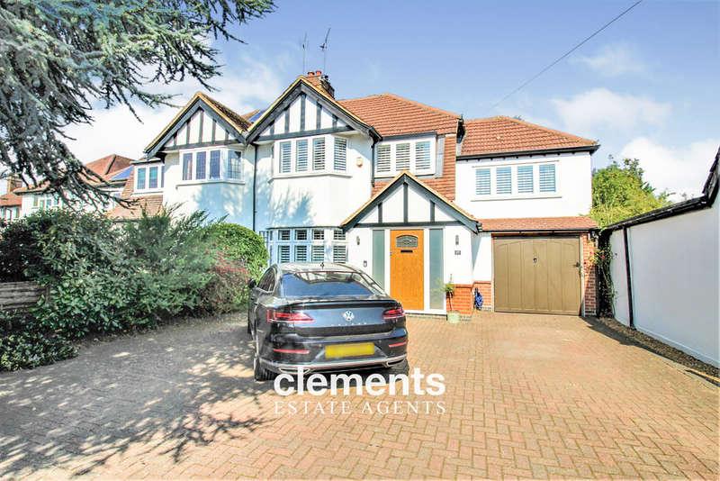 4 Bedrooms Semi Detached House for sale in Adeyfield, Hemel Hempstead