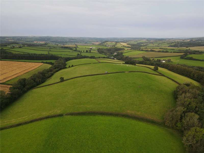 Land Commercial for sale in Chittlehampton, Umberleigh, Devon, EX37