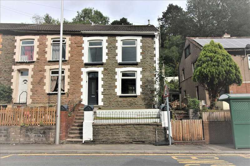 3 Bedrooms End Of Terrace House for sale in Partridge Road, Tonypandy