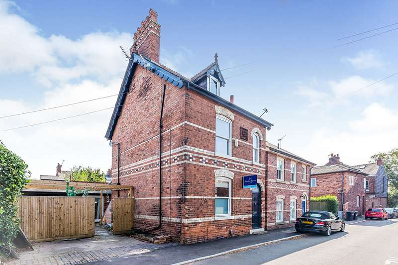 4 Bedrooms Detached House for sale in Queen Street, Knutsford, Cheshire, WA16