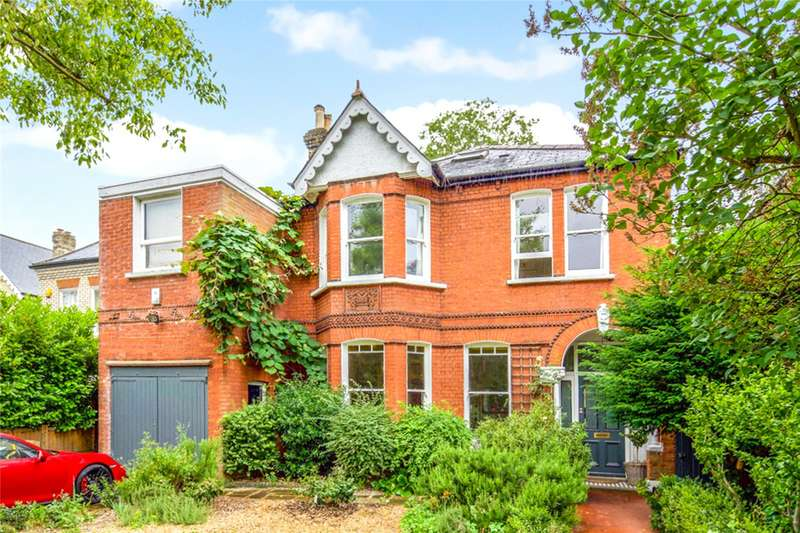 6 Bedrooms Detached House for sale in St. Georges Road, St Margarets, TW1