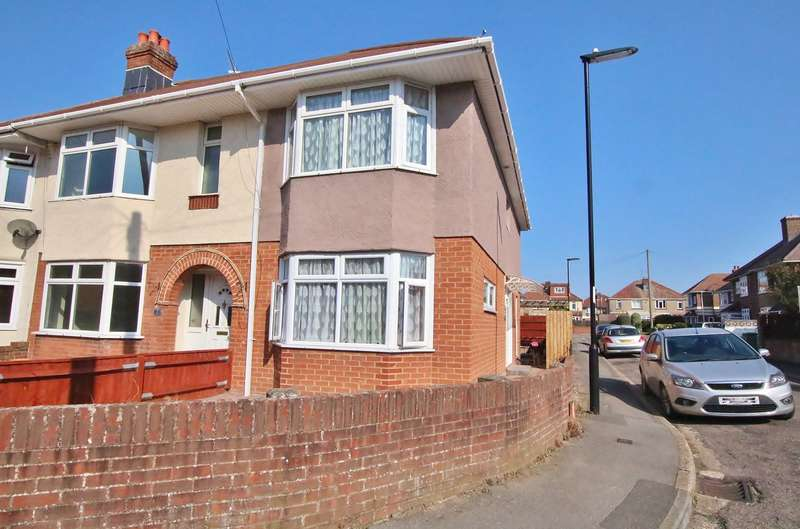 2 Bedrooms End Of Terrace House for sale in Regents Park, Southampton