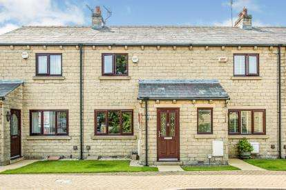 2 Bedrooms Terraced House for sale in Waterside Mews, Padiham, Burnley, Lancashire