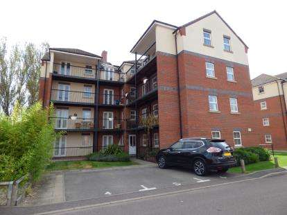 2 Bedrooms Flat for sale in Beagle Close, Leicester, Leicestershire, England