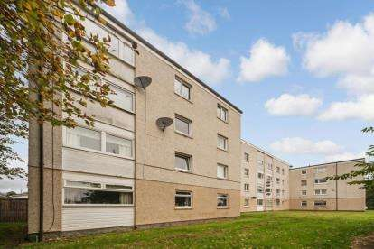 2 Bedrooms Flat for sale in Durward, East Kilbride, Glasgow, South Lanarkshire